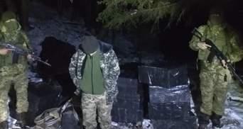Постріли допомогли: на кордоні з Румунією затримали 17-річного контрабандиста – фото