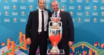 Это очень опасный прецедент: Павелко о решении УЕФА присудить Украине поражение