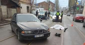В Харькове иностранец насмерть сбил женщину