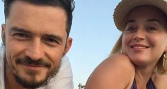 Они невероятно счастливы: какими родителями являются Кэти Перри и Орландо Блум