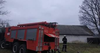 На Київщині у пожежі загинуло 3 людей