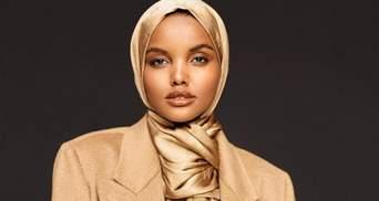 Модель-мусульманка Халіма Аден завершила кар'єру: причина