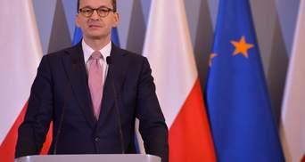 Есть опасность, что Европа распадется из-за нового бюджета ЕС, – Моравецкий