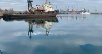 Адміністрація морських портів приховала про розлив нафти у Чорному морі, – екоінспекція