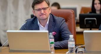Ми прогнозували такий крок, – Кулеба про санкції Білорусі проти України
