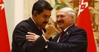 В ЄС Лукашенка порівняли із венесуельським диктатором Мадуро