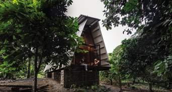 Тут можна ходити голим: в Еквадорі розробили мініатюрний будинок в стилі лофт – фото