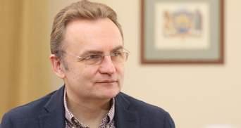 Садовий розповів, чи були Порошенко і Медведчук союзниками на виборах у Львові