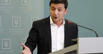 Зеленський наполягає на суворій кримінальній відповідальності за брехню у деклараціях