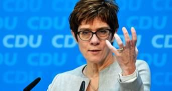 У Росії назвали школяркою очільницю міноборони Німеччини: деталі скандалу