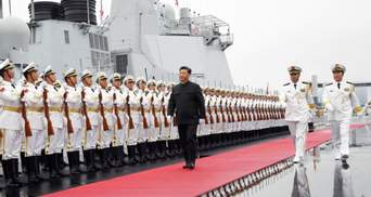 Сі Цзіньпін закликав армію Китаю не боятися смерті й готуватися до війни