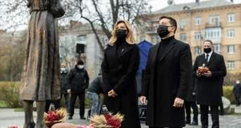 Зеленский поручил выделить деньги на достройку музея Голодомора