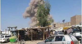 В Афганістані прогримів вибух біля бази Збройних сил: понад 20 людей загинули