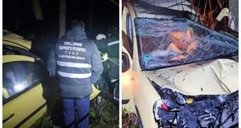 У Чернігові пасажир викрав таксі і загинув під час втечі: фото