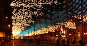 4 мільйони євро витратили на ліхтарики: у Мадриді готуються до Різдва, попри карантин