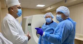 Ситуация ужасная, – Степанов без предупреждения проверил областную больницу в Житомире