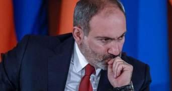 Пашинян объяснил, почему отказался от варианта Путина по Нагорному Карабаху