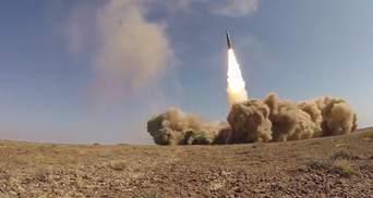 Показали запуск вірменських ракет по азербайджанських військах під час війни: відео