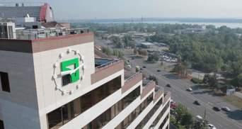 """Компанія з орбіти Коломойського через суд відбирає офіс """"Приватбанку"""""""