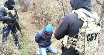 Хотів підірвати електричну підстанцію на замовлення росіян: на Донеччині затримали диверсанта