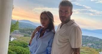 Вікторія Бекхем показала, як співає її син разом з батьком Девідом: миле відео