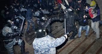 Перша кров на Майдані: як починалась Революція Гідності та що змінилось від того часу