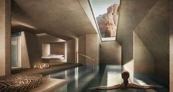 Життя мурахи: в Йорданії побудують величезний підземний готель – фантастичні фото та відео