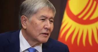 Бывшему лидеру Кыргызстана отменили приговор за коррупцию