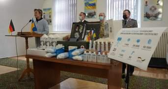 Германия передала Вооруженным силами Украины 20 аппаратов ИВЛ