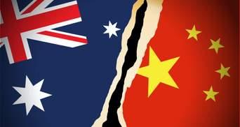 Китай та Австралія розсварилися через твіт: що відомо про скандал