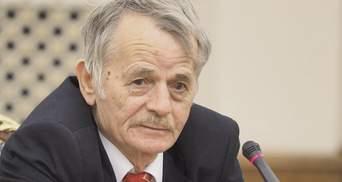 Мустафа Джемілєв отримав почесну нагороду від МЗС Чехії
