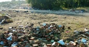 Екологічна небезпека: сміттєзвалище на Одещині забруднене хімікатами