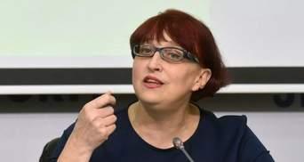 """Третьякова """"хочет посмотреть на ФЛП, который заплатил налогов на 8000"""""""