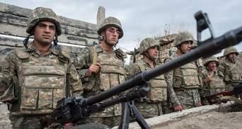 Соглашение о Нагорном Карабахе: Азербайджан вошел в Лачинский коридор: видео