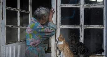 Сжигали дома и выносили мебель: как в Карабахе люди покидали свои жилища – фото