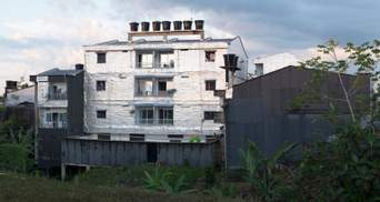"""Що таке """"мерехтлива"""" архітектура та до чого тут алюміній – фото з тропічних лісів"""