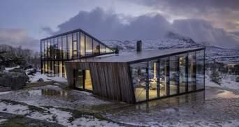 Снег и комфорт: 5 лучших домиков для зимнего отдыха со всего мира – фото