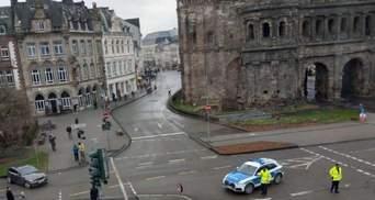 Наїзд на людей у німецькому Трірі: водій був п'яний, однак він не терорист