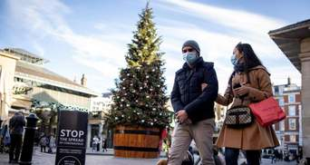 Різдво з обмеженнями: як Європа проведе святкові дні в умовах карантину