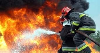 На Львовщине случился смертельный пожар: мужчина сгорел заживо – фото