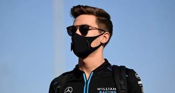 Джордж Рассел замінить Хемілтона в Mercedes