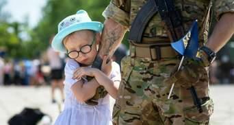 Діти загиблих військових безкоштовно харчуватимуться у школах