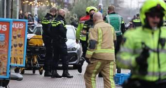 У Гаазі чоловік з ножем накинувся на перехожих: є постраждалі