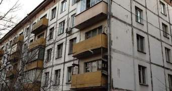 В Киеве более полумиллиона человек живут в устаревших домах