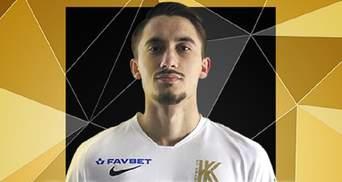 Колос официально усилился футболистом сборной Словении