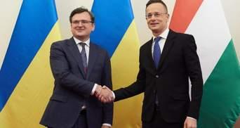Конфликт Украины и Венгрии: в НАТО надеются, что страны разберутся самостоятельно