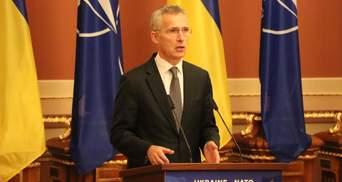 Росія збільшує агресію в Чорному морі: НАТО заявило про посилення підтримки України