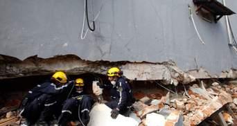 В Египте обвалился жилой дом: 6 человек погибли