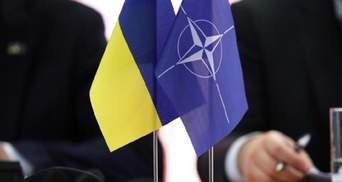 Україна хоче взяти участь в операції НАТО у Середземному морі та відправити військових в Ірак