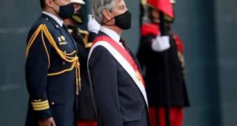 Три президенти за тиждень: що відбувається у дивному Перу